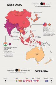 образование в азия